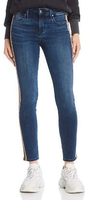 Joe's Jeans Charlie Ankle Side Stripe Jeans in Jillie