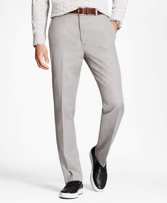 Brooks Brothers Clark Fit Houndstooth Stretch Advantage Chinos