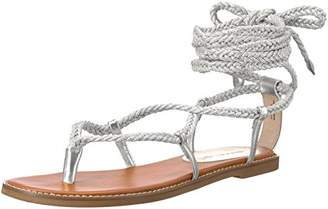 Madden-Girl Women's Juliie Gladiator Sandal