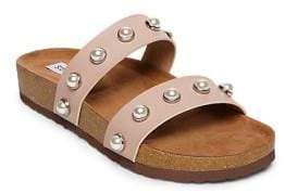 Steve Madden Asset Embellished Sandals