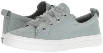 Sperry Crest Vibe Satin Lace Women's Lace up casual Shoes
