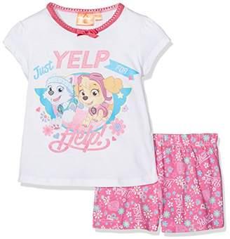 Nickelodeon Girl's Paw Patrol Pyjama Sets,(Manufacturer Size:3 Years)