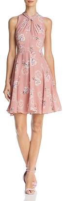 Rebecca Taylor Floral Silk Dress