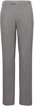 Banana Republic Slim Stripe Performance Stretch Wool Dress Pant