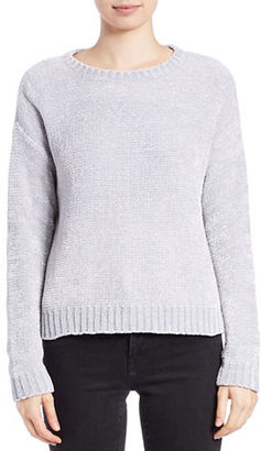 Lord & Taylor Boxy Chenille Pullover $108 thestylecure.com
