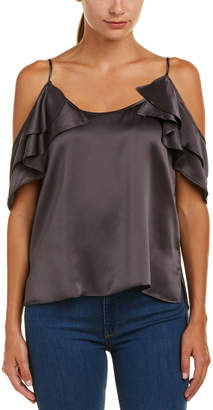 CAMI NYC Samantha Silk Blouse