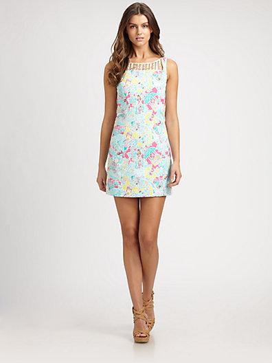 Lilly Pulitzer Cotton Camden Dress