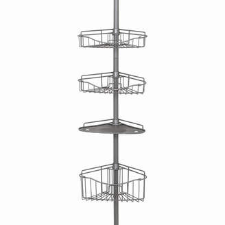 ZENNA HOME Zenna Home Tension Corner Pole Shower Caddy