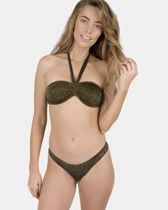 Lurex Mina Brazilian Pants