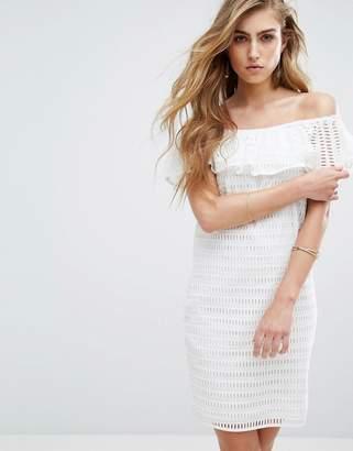 Supertrash Damira Off Shoulder Dress
