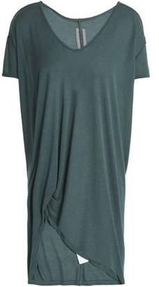 Rick Owens Draped Slub Jersey T-Shirt