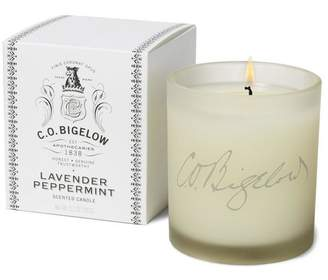 C.O. Bigelow Lavender Peppermint Candle