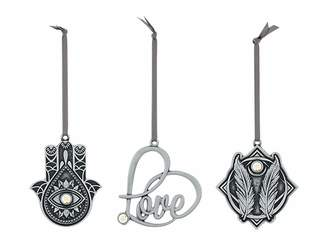Alex and Ani Holiday Ornament Set Of 3 Jewelry Sets
