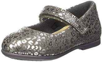 Chicco Girls' Carry Ballet Flats,7.5UK Child
