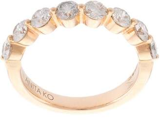 Anita Ko floating diamond ring