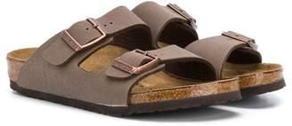Birkenstock Kids cork sandals