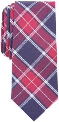 Bar III Men's Hemlock Slim Plaid Tie