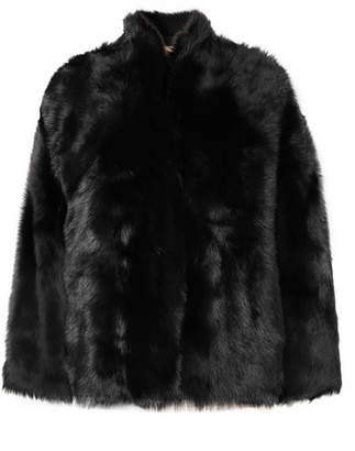 Karl Donoghue Shearling Jacket - Black