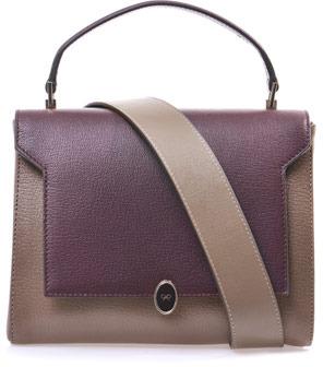 Anya Hindmarch Bathurst bow leather shoulder bag