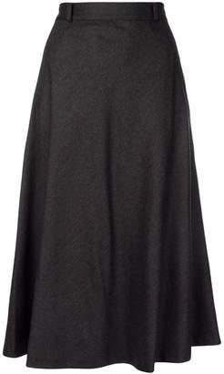Polo Ralph Lauren flared midi skirt