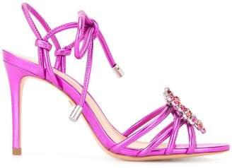 Schutz stone-embellished sandals