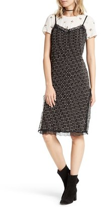Women's Free People Margot Slipdress $128 thestylecure.com
