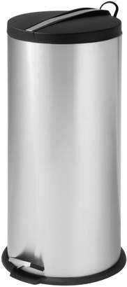 Honey-Can-Do Round Step Trash Can
