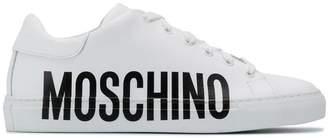 Moschino (モスキーノ) - Moschino ロゴ スニーカー