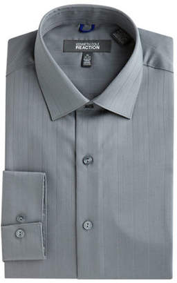 Kenneth Cole Reaction Long Sleeve Slim Fit Shirt