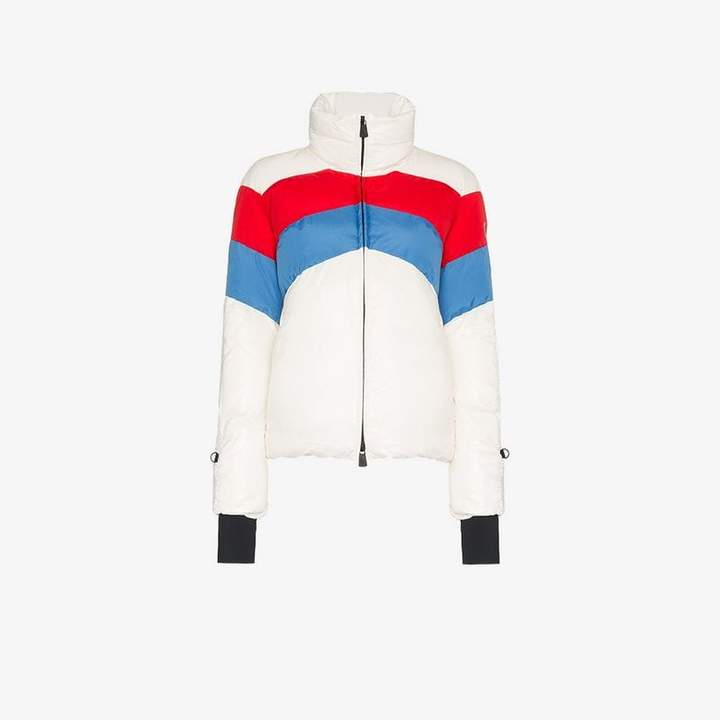 Lamar Striped Padded Jacket