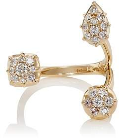 Carbon & Hyde Women's Throne Ring-Gold
