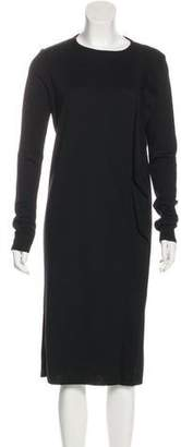 Joseph Wool Knit Dress