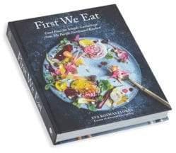 Abrams Books First We Eat Seasonal Cooking Book