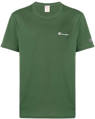 Champion branded plain T-shirt