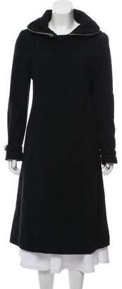 Stella McCartney Wool Pea Coat