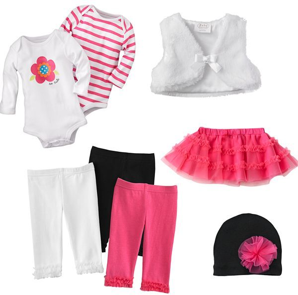 Baby Starters so cute separates - baby