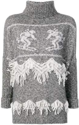 Lorena Antoniazzi turtleneck jumper