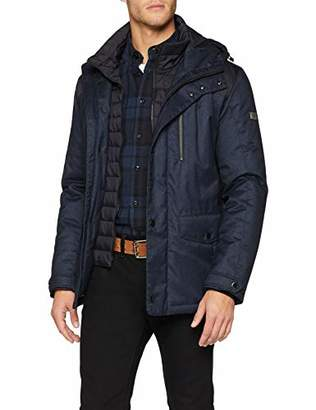 Bugatti Men's 270413-29043 Jacket,(Size: 106)