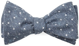 The Tie Bar Knotted Dots
