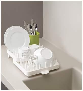 Joseph Joseph White adjustable dish drainer