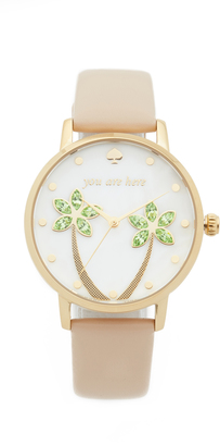 Kate Spade New York You Are Here Metro Watch $225 thestylecure.com
