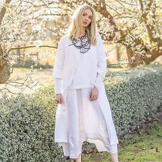 Co Celia Kate & NEW Amira Singlet Linen Overall Women's by Celia Kate &