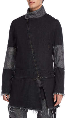 Kolonko Asymmetrical Zip Jacket