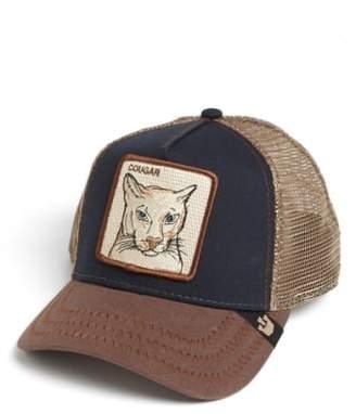 Goorin Bros. Brothers 'Animal Farm - Cougar' Trucker Hat