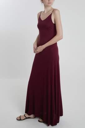 Thread+Onion Maxi Tank Dress
