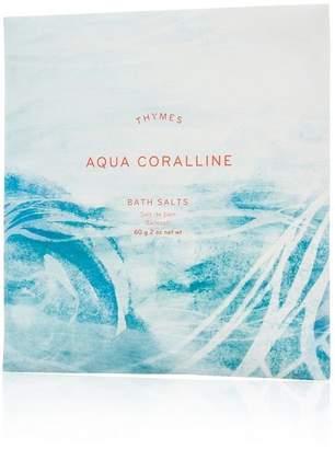 Thymes Aqua Coralline Bath Salts