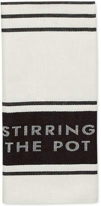 Kate Spade Diner Stripe Kitchen Towel