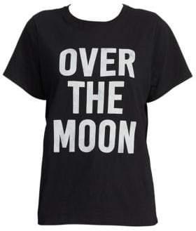 Cinq à Sept Tous Les Jours Over The Moon Tee