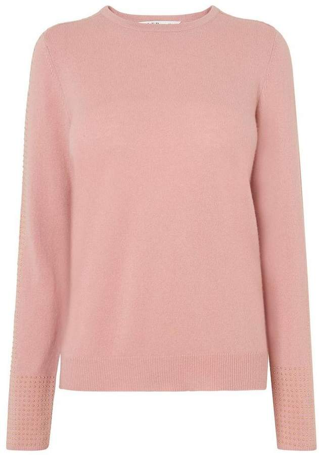 Adel Rose Wool Cashmere Jumper