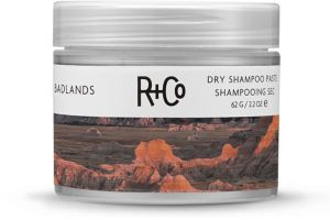 R+Co BADLANDS Dry Shampoo Paste/2.2 oz. $28 thestylecure.com